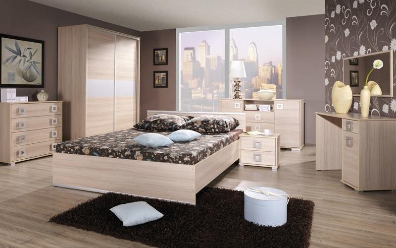 Спальня 3 на 2.5 дизайн